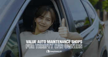value auto maintenance shops for thrifty car owners