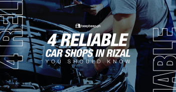 4 reliable car shops in rizal you should know about