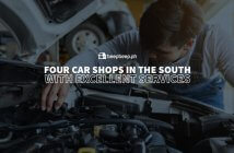 Four Car Shops in the South with Excellent Services