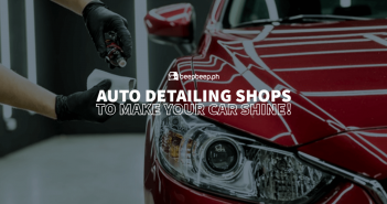 Auto Detailing Shops to Make Your Car Shine!
