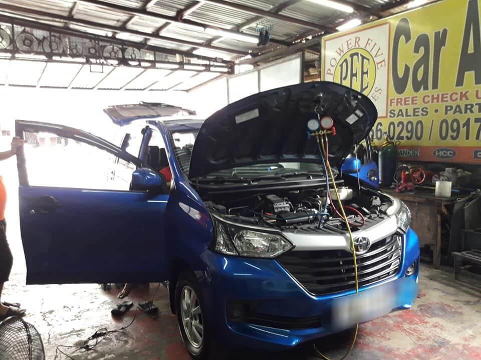 car aircon repair