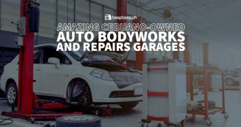Amazing Cebuano-Owned Auto Bodyworks and Repairs Garages