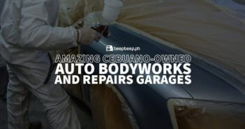 2 Amazing Cebuano-Owned Auto Bodyworks and Repairs Garages
