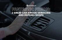 Fantastic Freon: 2 Great Car Aircon Servicing and Repairs Shops