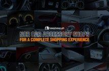 NCR Car Accessory Shops
