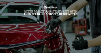 Shine Bright and Stand Out With Auto Detailing Services