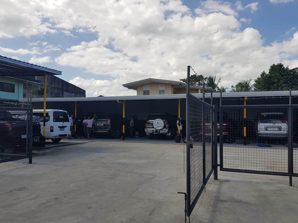 Autocobs' car bays for periodic maintenance services