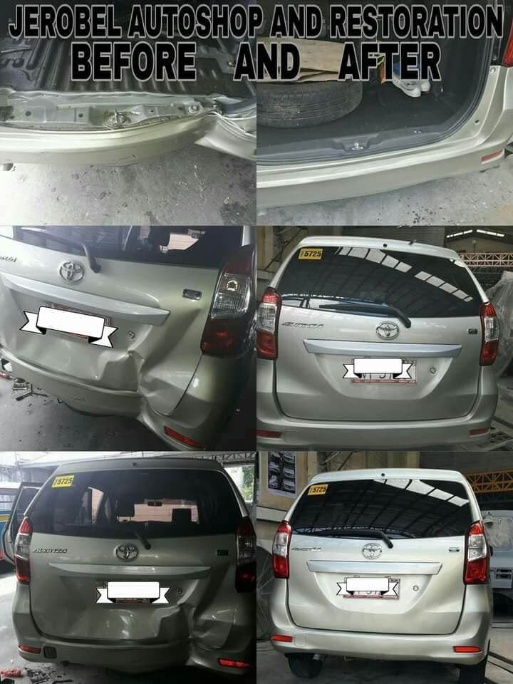 auto bodyworks for repairs