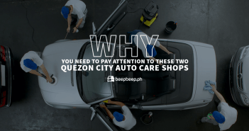 Why You Need to Pay Attention to these Two Quezon City Auto Care Shops