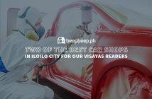 Best Car Shops in Iloilo City