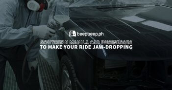 Southern Manila Car Businesses to Make Your Ride Jaw-Dropping