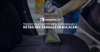 3 Fantastic and Affordable Detailing Garages in Bulacan